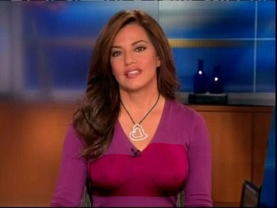 Re Robin Meade Nipples Already Slightly Visible