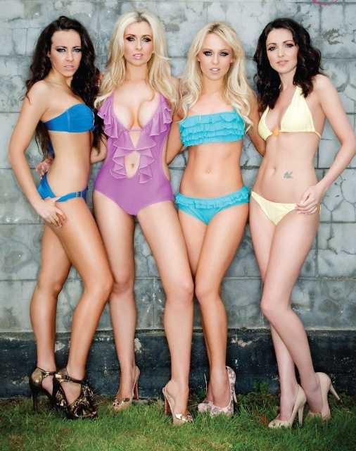 Hollyoaks Babes.